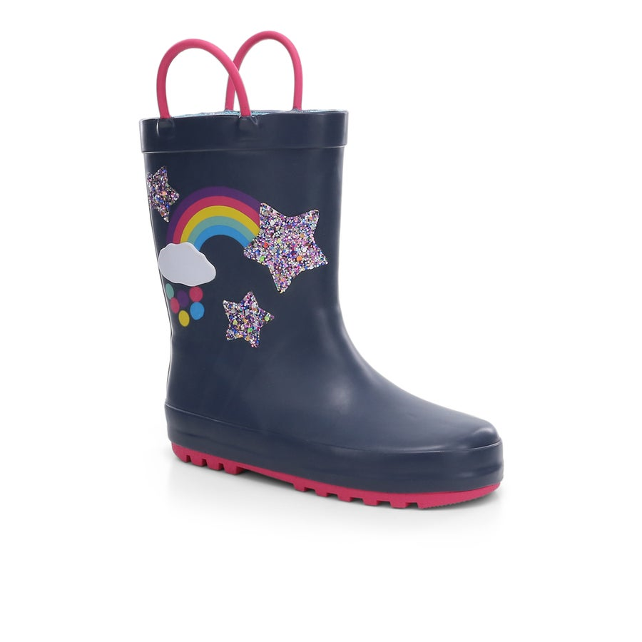 Over the Rainbow Toddler Gumboots
