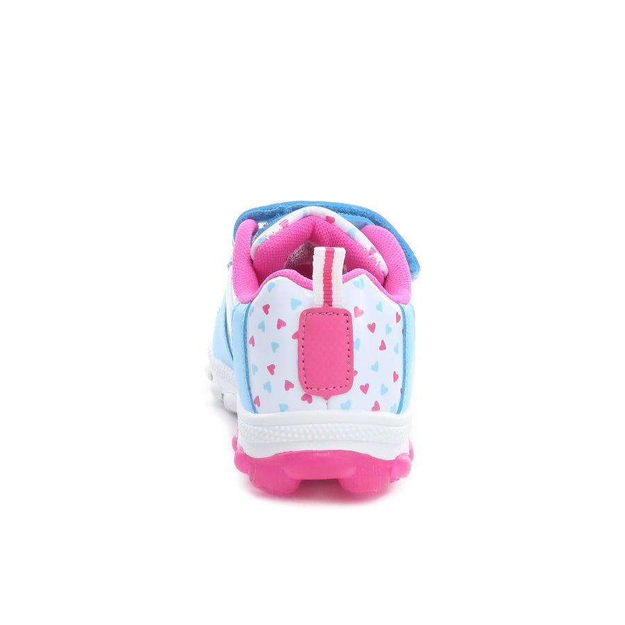 Peppa Pig Fun Lights Toddler Sneakers