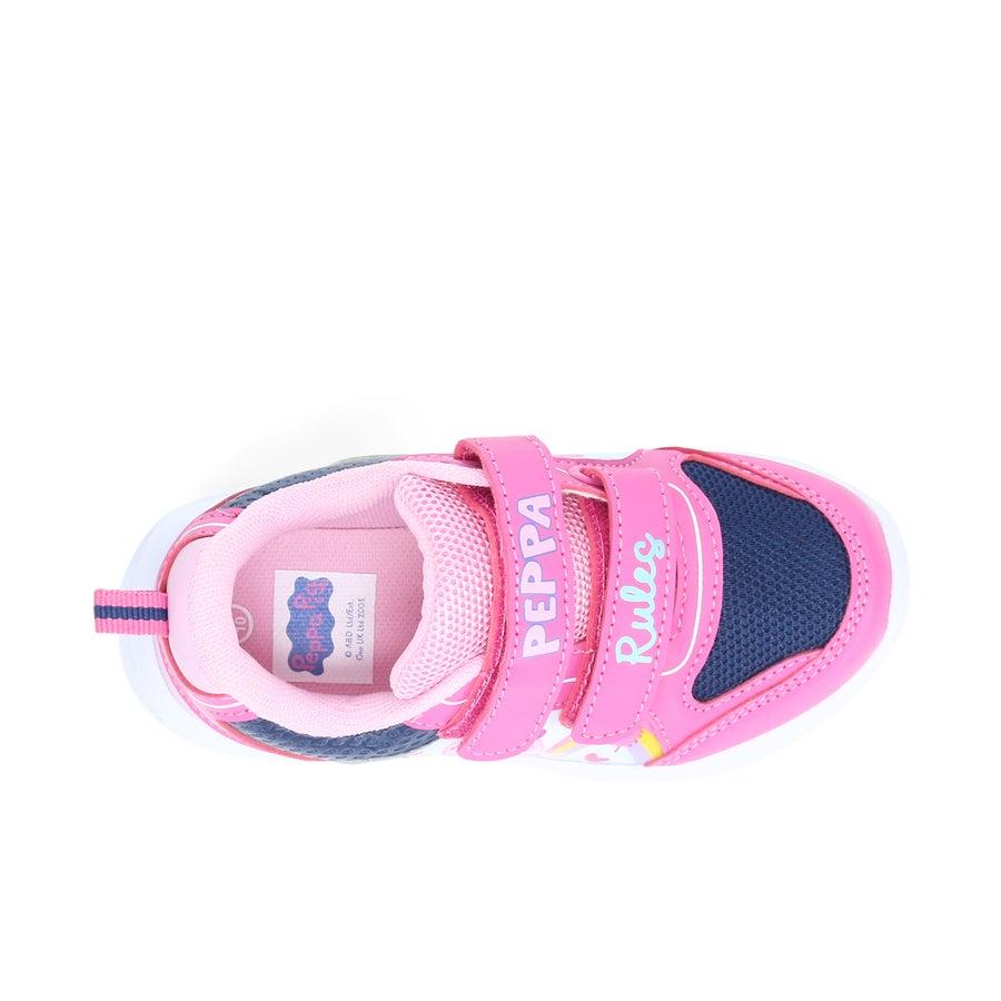 Peppa Pig Super Cool Toddler Sneakers