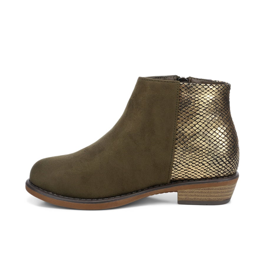 Rattle Kids' Ankle Boots