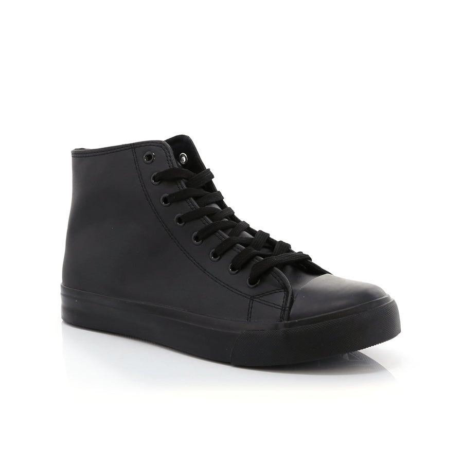 Rextons Men's Hi Top Sneakers