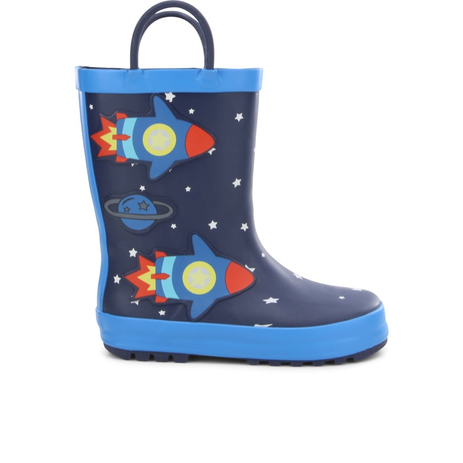 Rocketman Toddler Gumboots