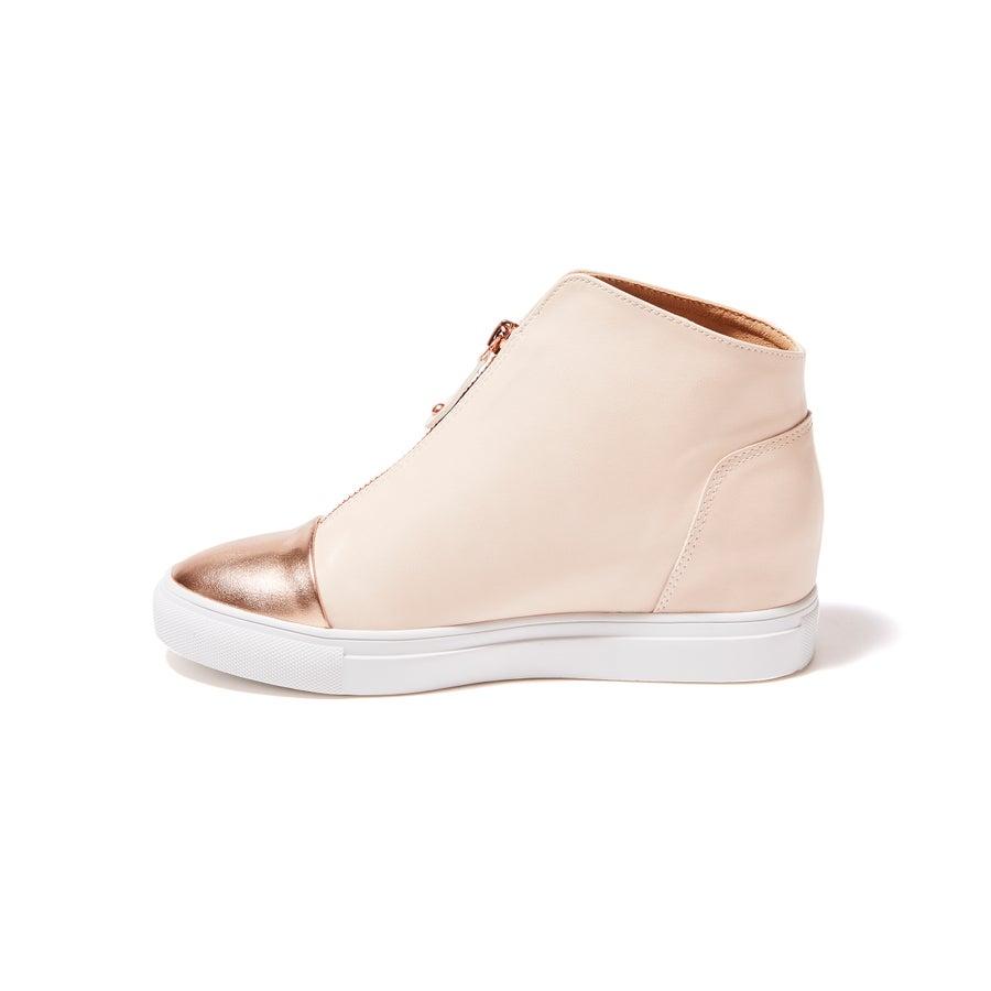 Sakura Forty Two Wedge Sneakers