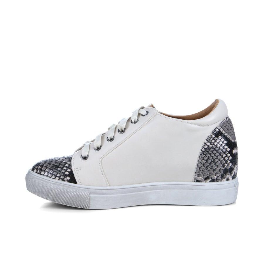 Sakura Santander Wedge Sneakers