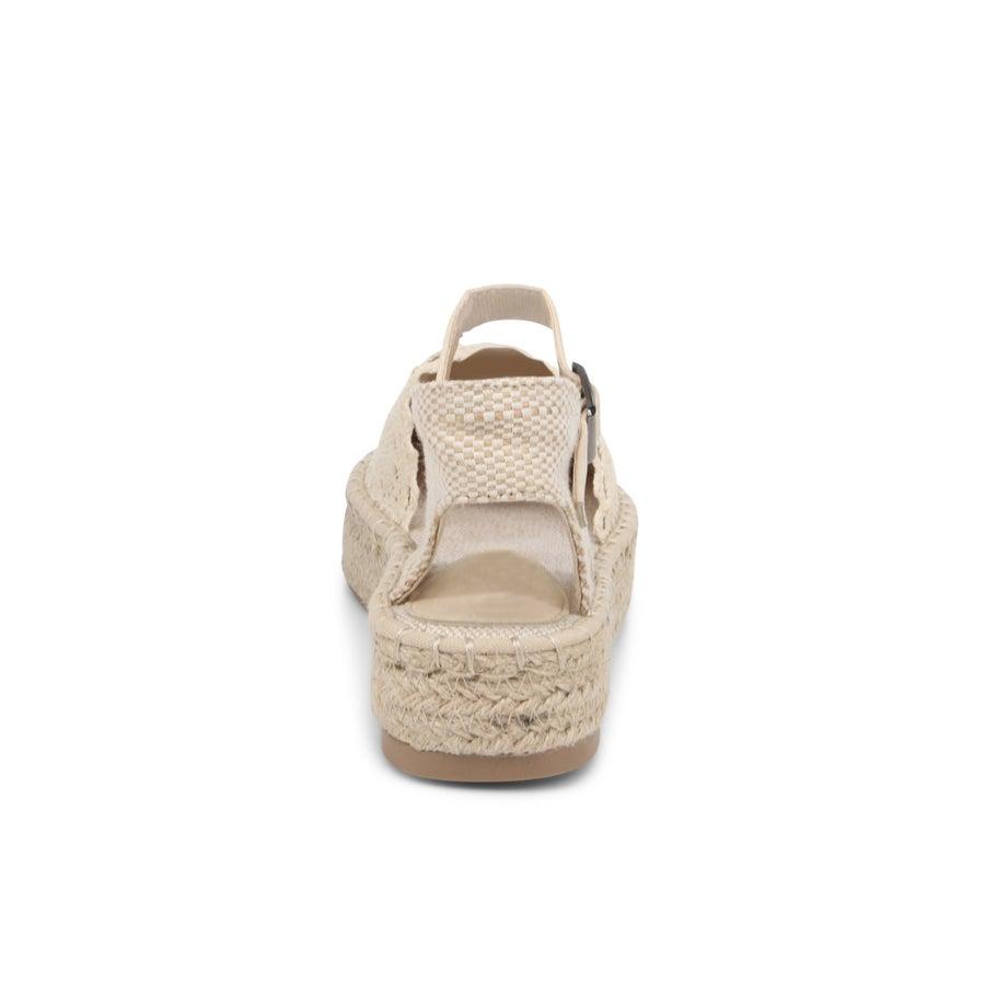 Serenity Flatform Sandals