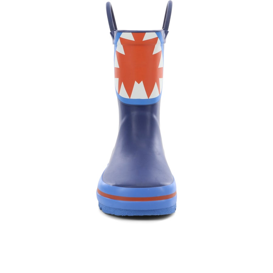 Shark Attack Toddler Gumboots