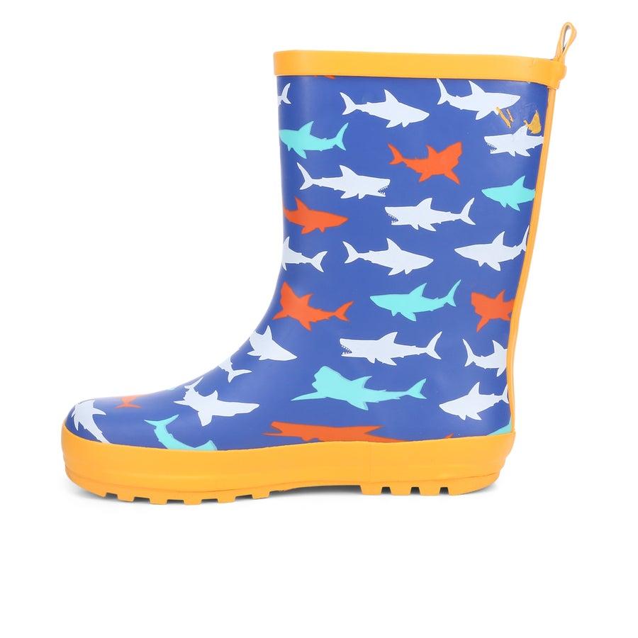 Sharky Kids' Gumboots