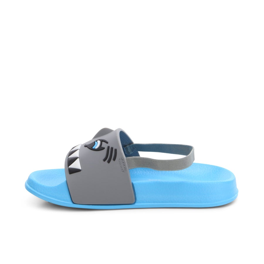 Sharky Toddler Slides