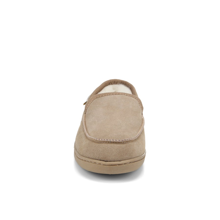 Sheepz Edwin Leather Slippers