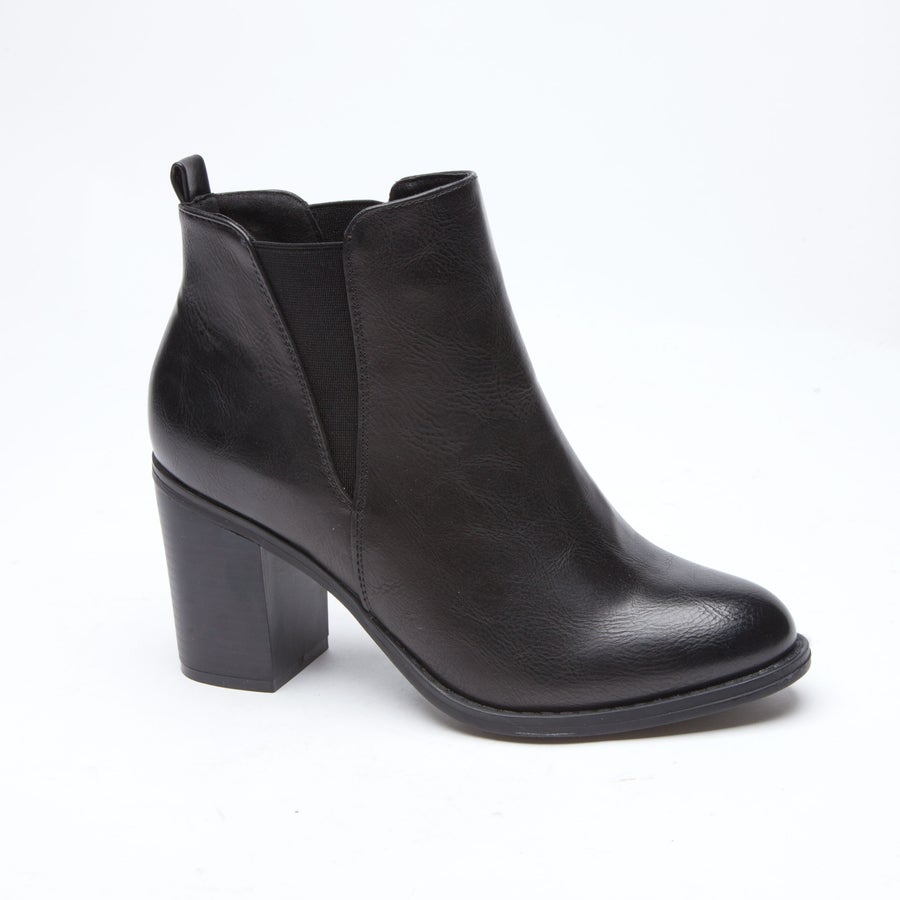 Sherry Boots - Wide Fit
