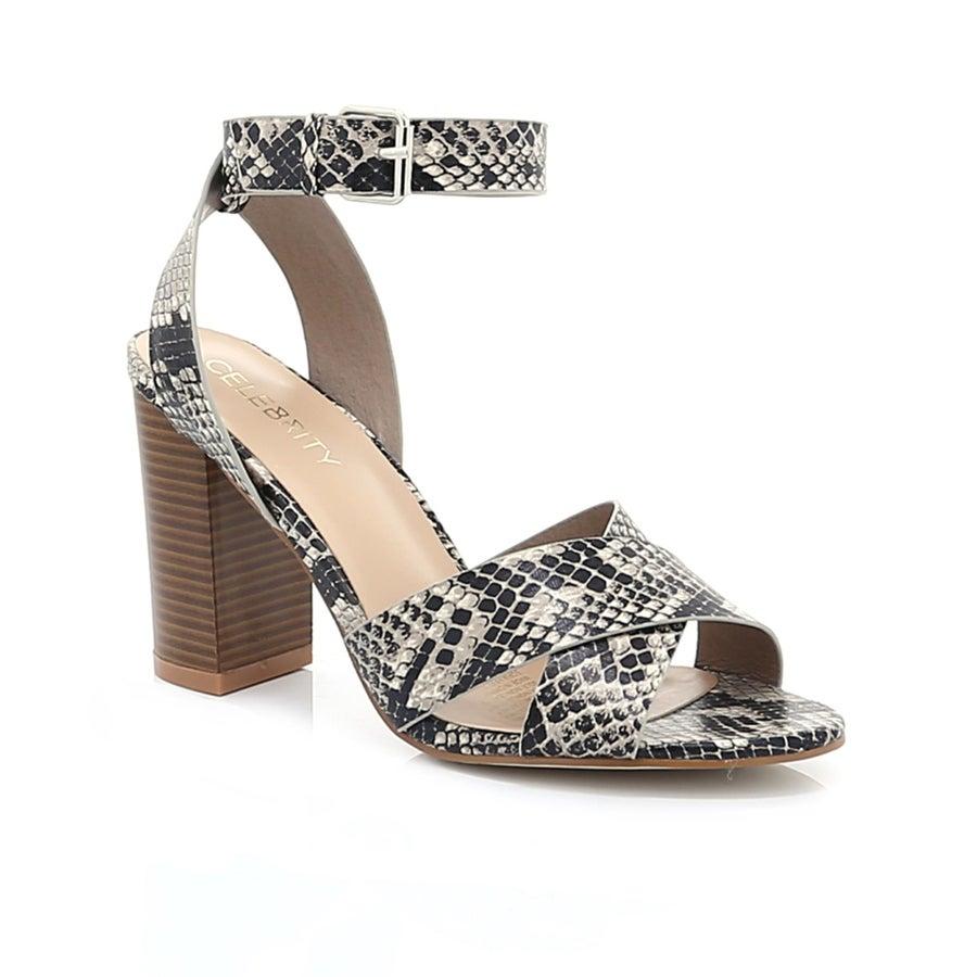 Sofia Block Heels