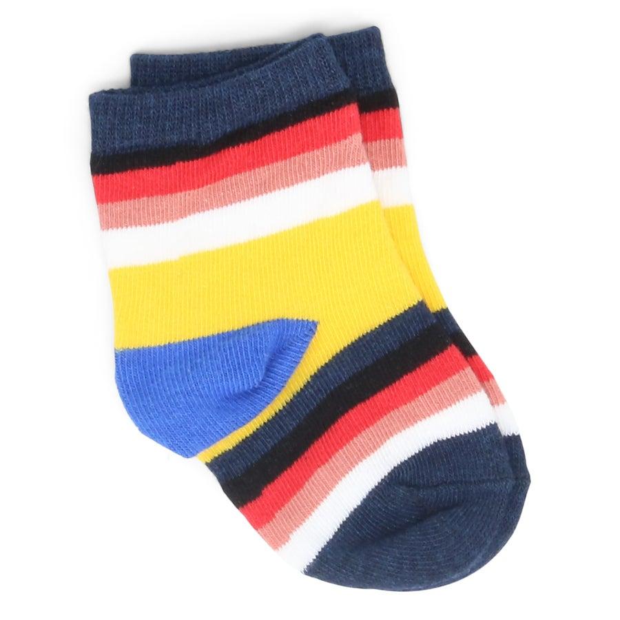 Sox Shawn Stripe Toddlers' Socks