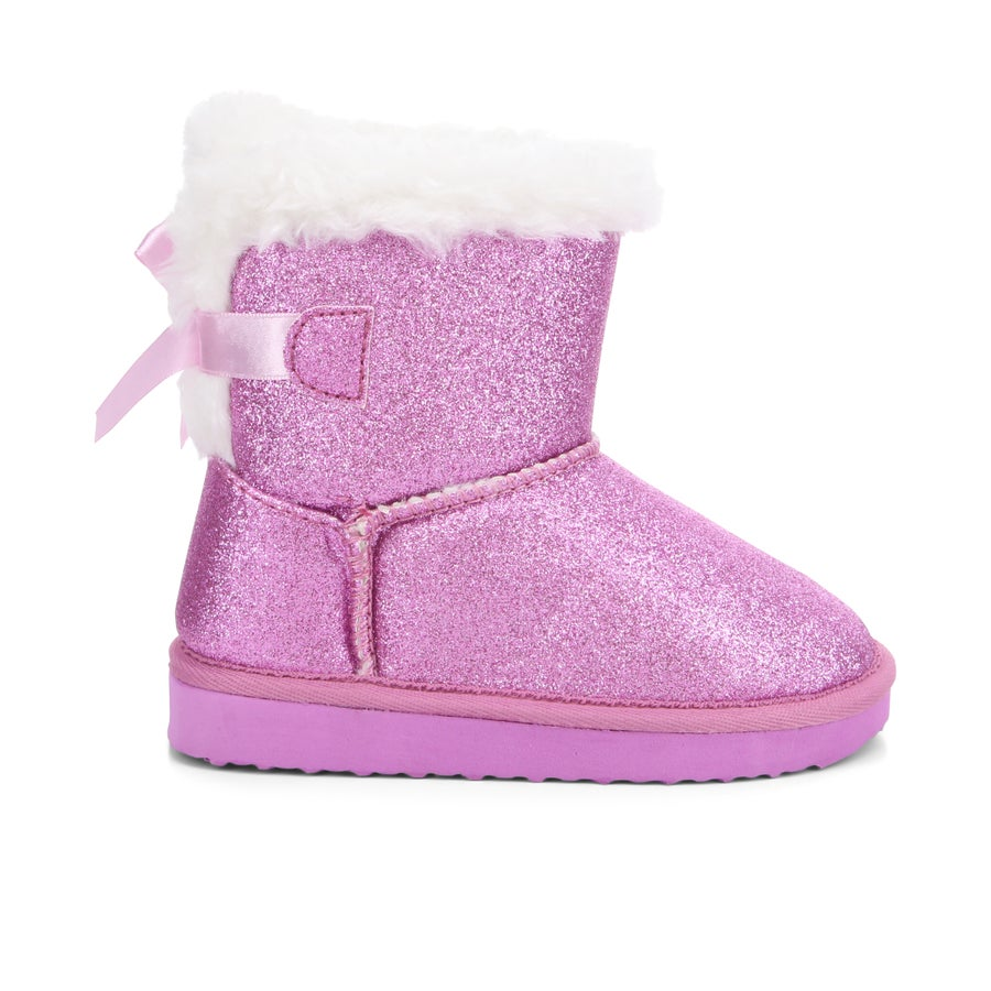 Sparkle Toddler Slippers