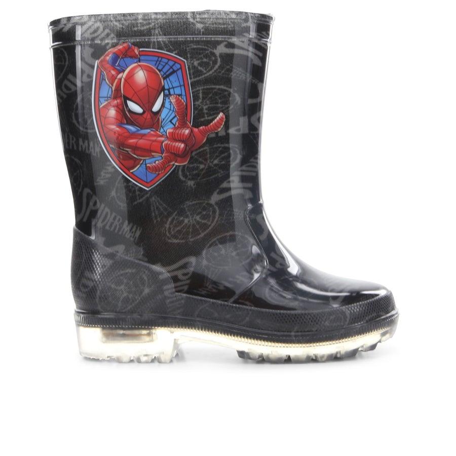 Spiderman Lights Kids' Gumboots