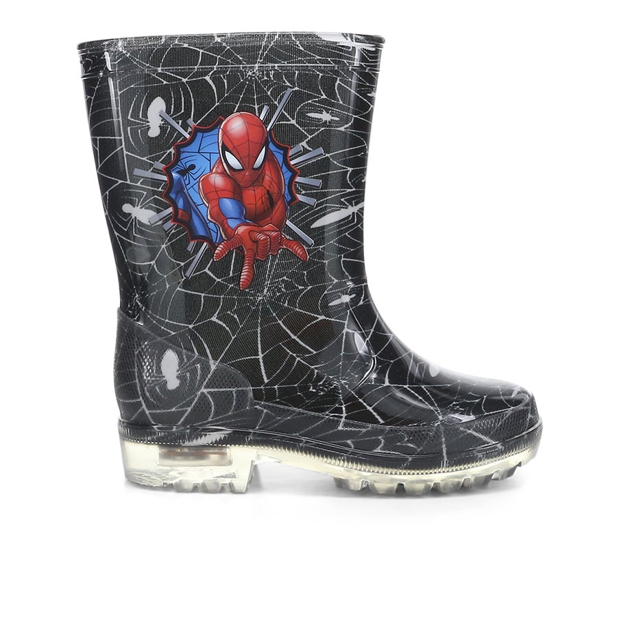 Spidey Splash Light Up Toddler Gumboots