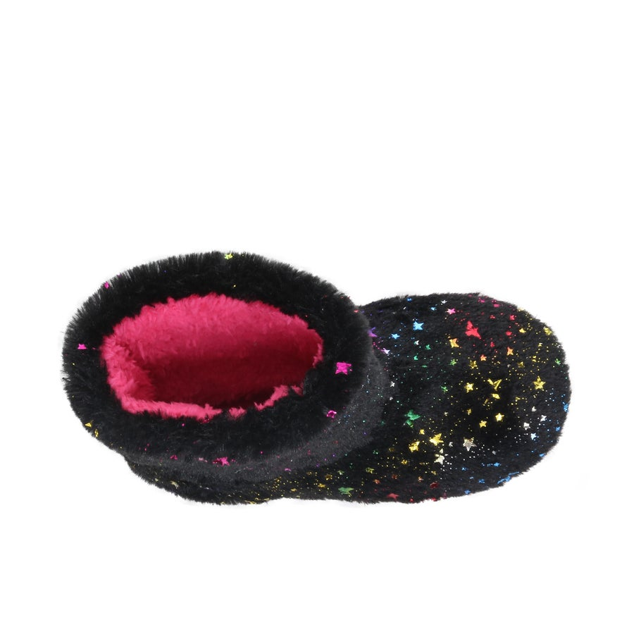 Starry Night Kids' Slippers