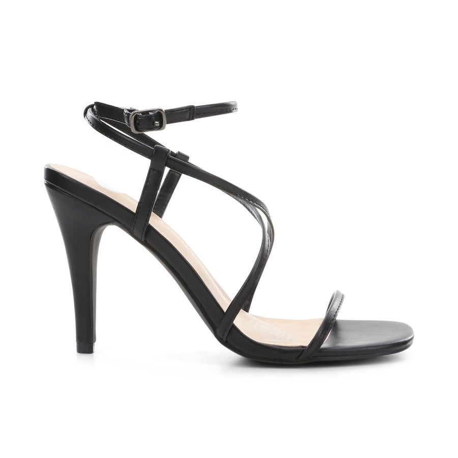 Stella Strappy Stiletto Heels