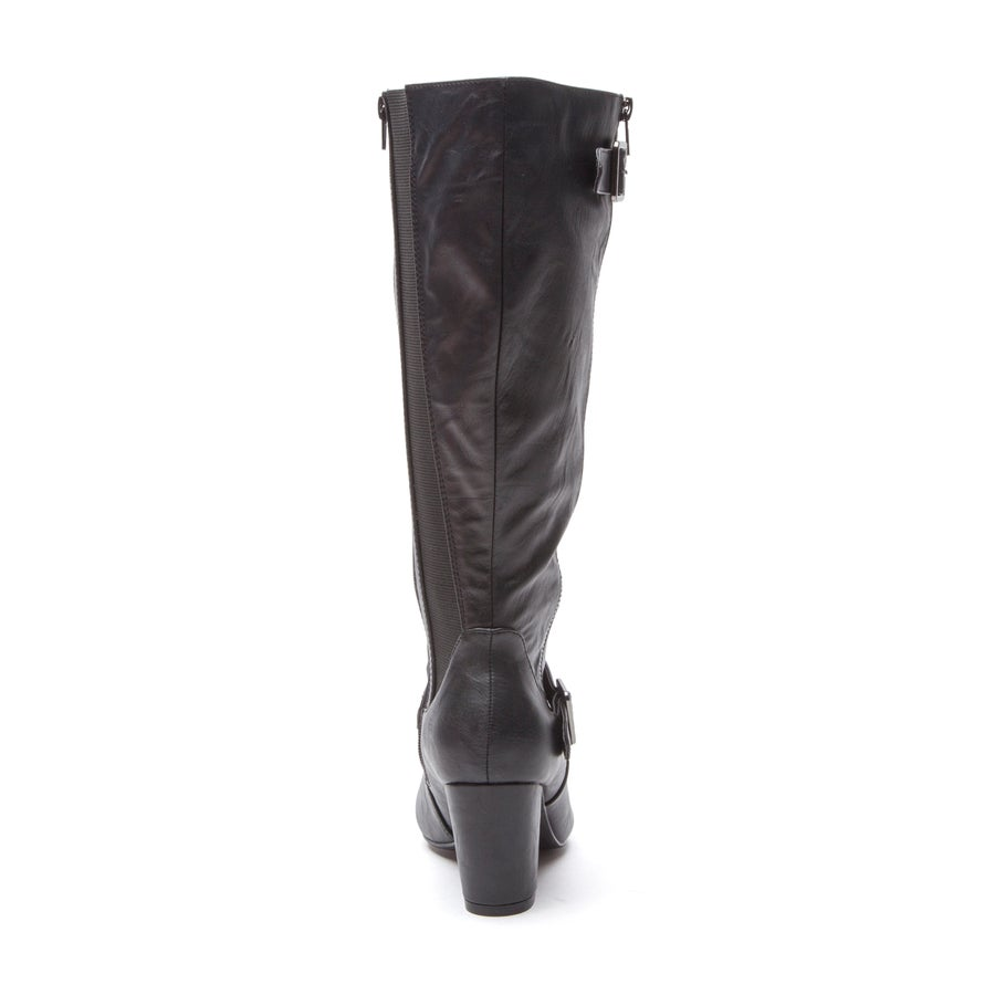 Step On Air Kyla Knee-High Boots - Wide Fit