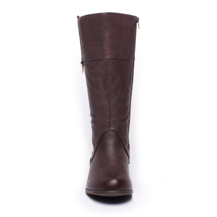 Step On Air Nelly Knee-High Boots - Wide Fit