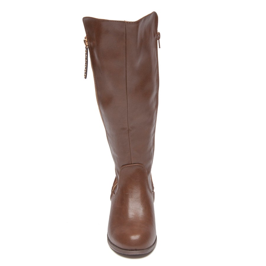 Step On Air Silvia Boots - Wide Fit