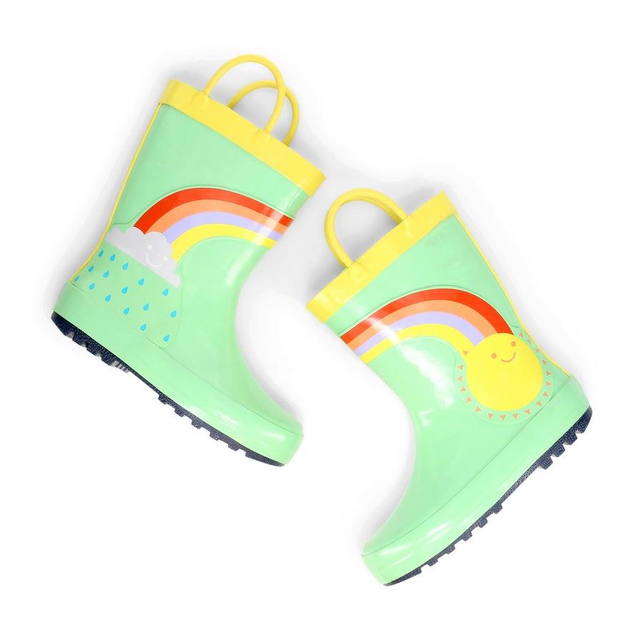 Sunshine Toddler Gumboots