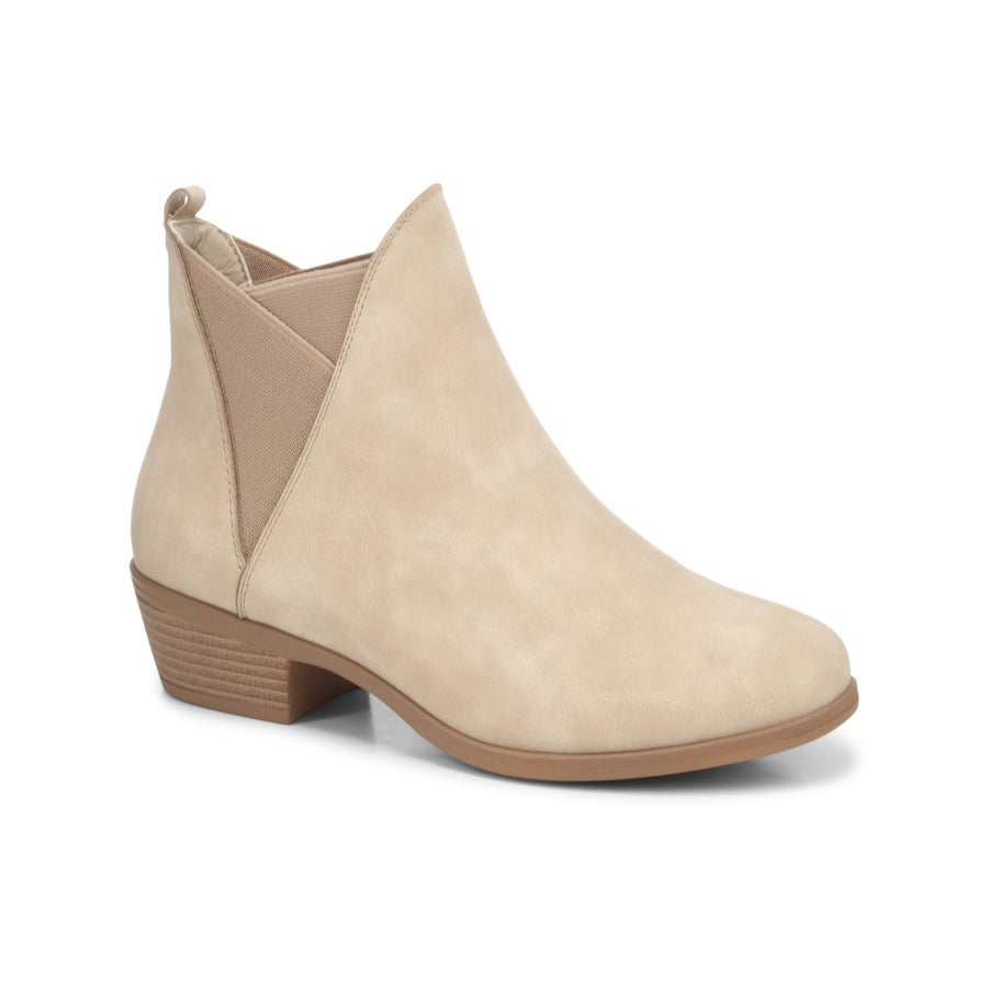 Tarragon Ankle Boots - Wide Fit