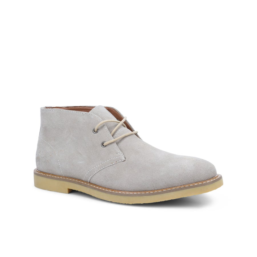 Troop Leather Ankle Boots