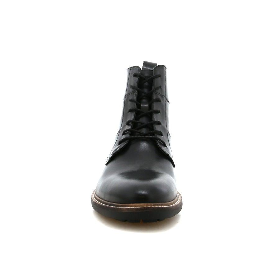 Uncut Soho Leather Boots