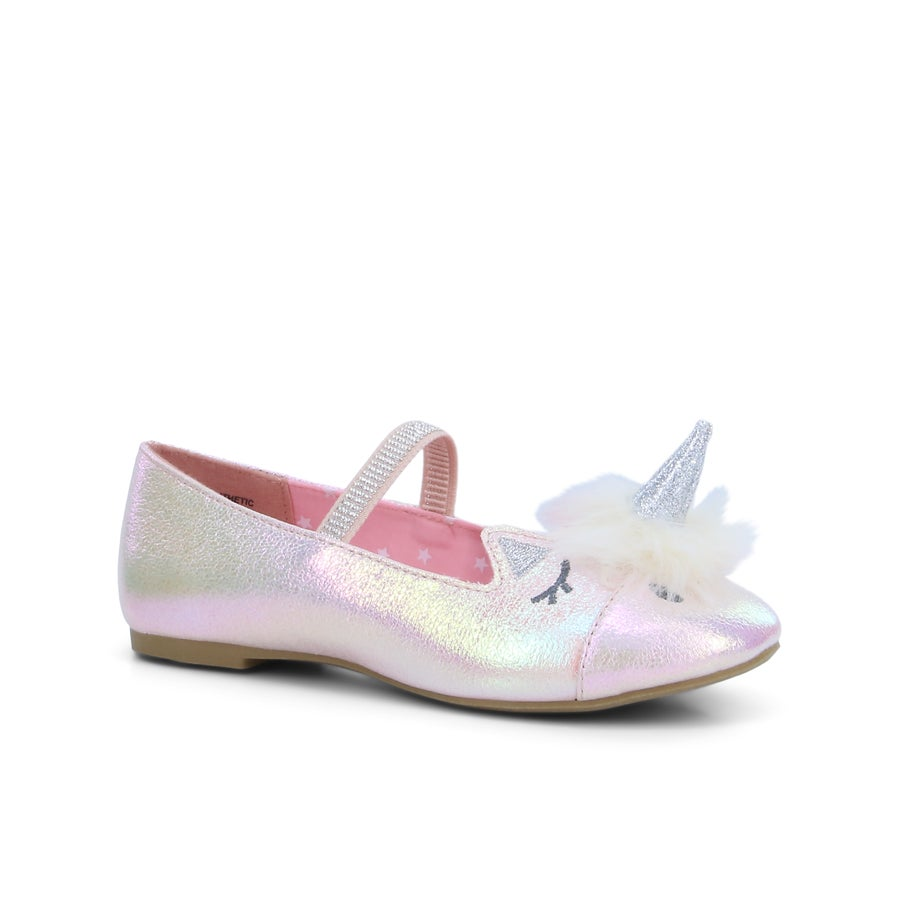 Unicorn Magic Kids' Ballet Flats