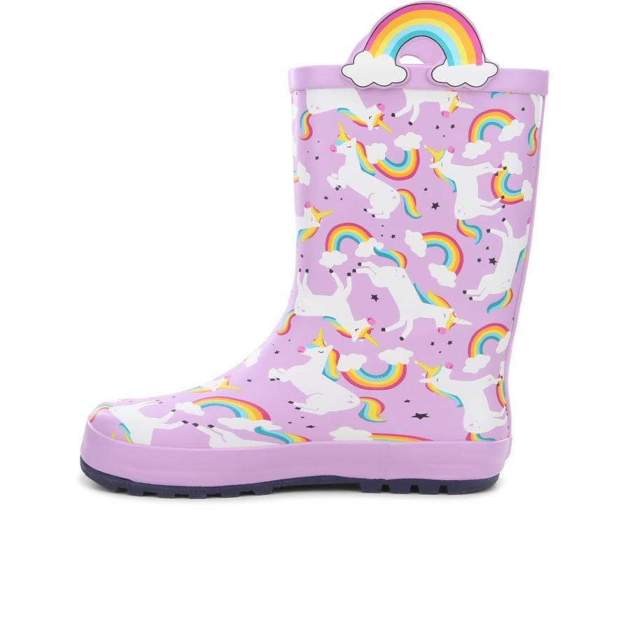 Unicorn Magic Kids' Gumboots