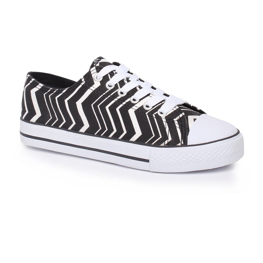 Women's Low Canvas Shoes