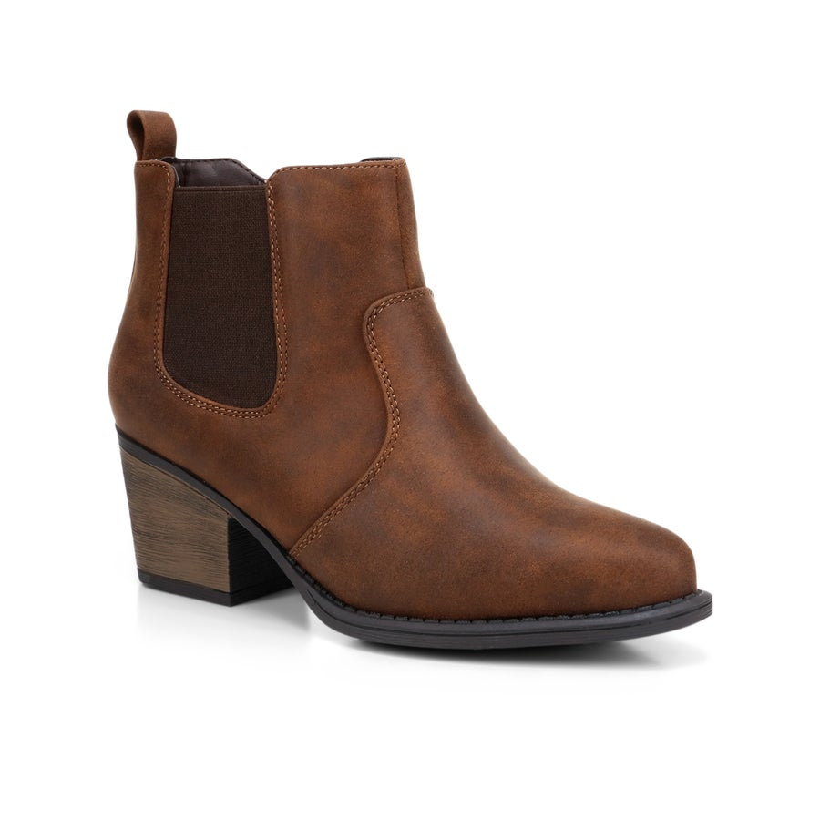 Zoe Ankle Boots - Wide Fit
